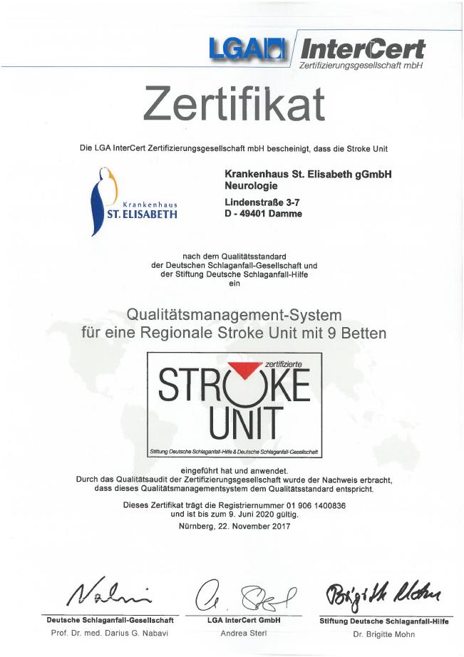 Stroke-Unit